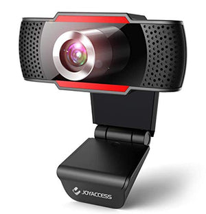 1080P HD Webcam with Microphone,Streaming Web Camera for PC,USB Webcam for PC,Video Calls,Conferencing, Studying and Game on Zoom/ Youtube and skype - Vercia Fashion Group