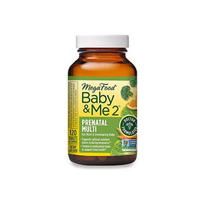 Baby and Me 2 Natural pregnancy vitamins (herbal free) - Vercia Fashion Group