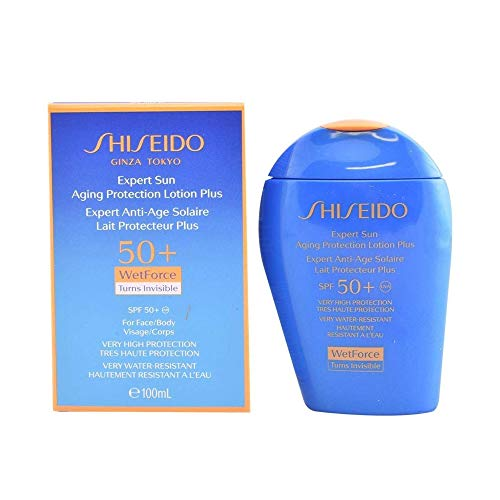 Shiseido Sun Care - Expert Sun Aging Protection Lotion Plus SPF50+, 0.15 kg, 768614141754 - Vercia Fashion Group