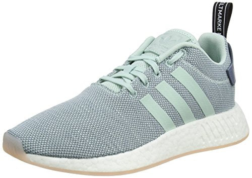 adidas Women's NMD_R2 Low-Top Sneakers, Yellow (Raw Steel/Ash Green/Footwear White), 5.5 UK - Vercia Fashion Group