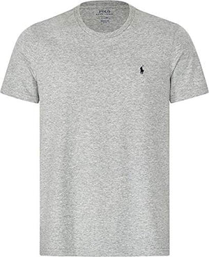 Load image into Gallery viewer, Ralph Lauren Polo Grey Cotton T-Shirt | RLU_714706745003 - M - Vercia Fashion Group