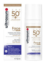 ultrasun 50+SPF Tinted Face, Honey 50 ml - Vercia Fashion Group