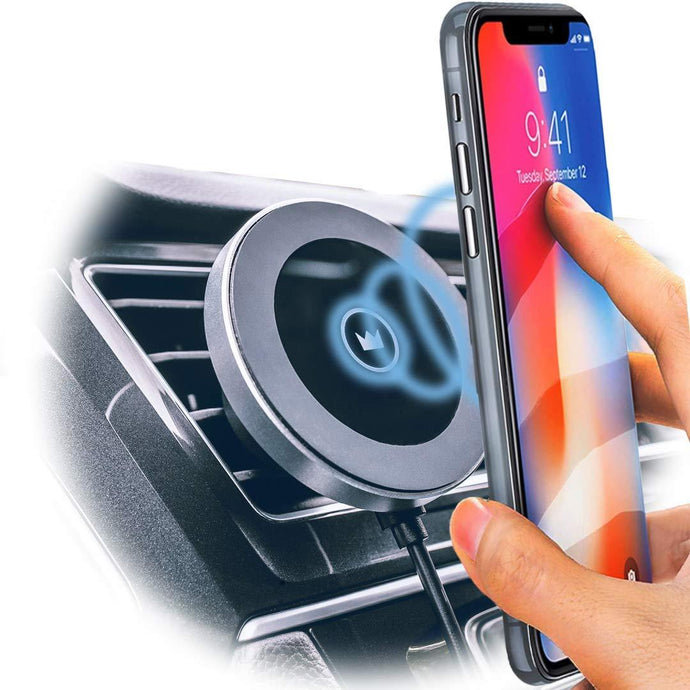 WIRELESS CHARGING MAGNET MOUNT