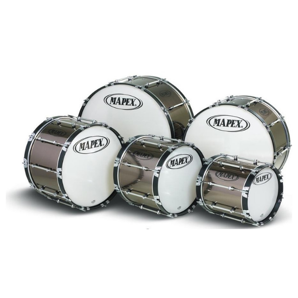 Quantum Marching Bass Drums