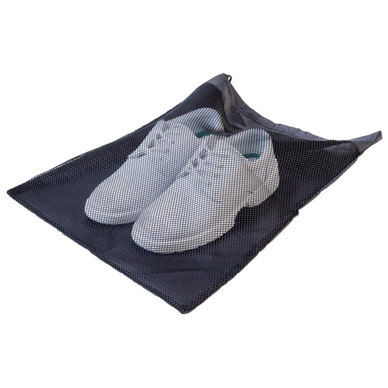 """Odor Out"" Mesh Back Shoe Bag"