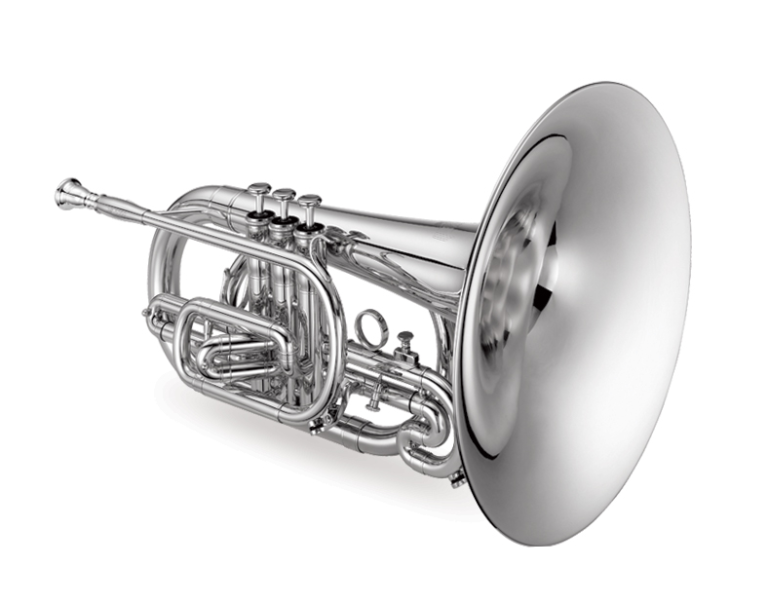 USED - MKII Quantum Marching Mellophone