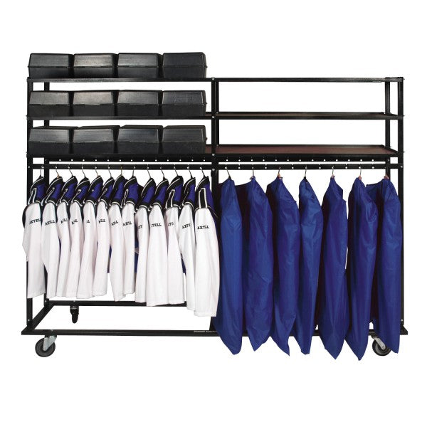 Side by Side Hat and Uniform Caddy (Model 99-98)