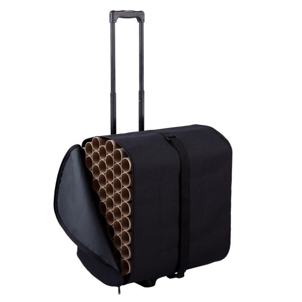 63-Piece Plume Case (20″) with cart