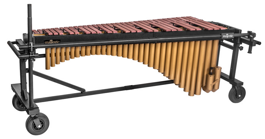 USED - Majestic Quantum 4.6 Octave Synthetic Key Marimba