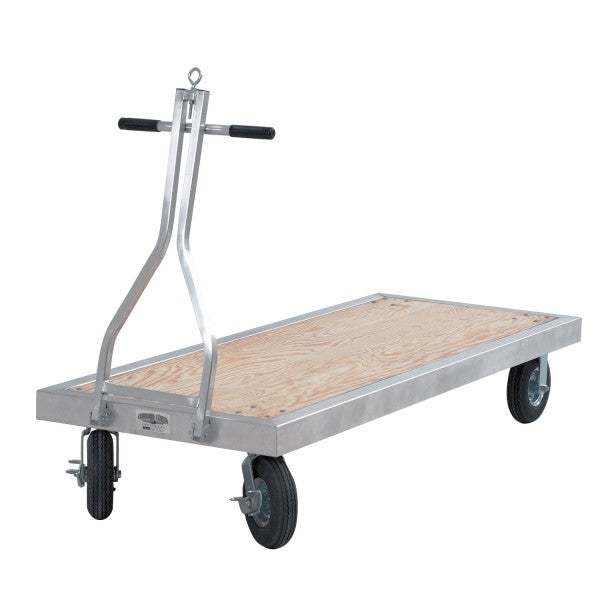 6′ Equipment Cart (28″ wide X 72″ long)