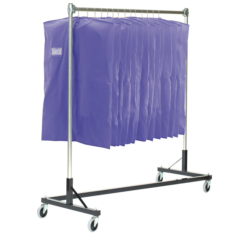 "Uniform Storage Rack – ""Z"" Style"