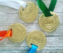 Load image into Gallery viewer, Medal cookies