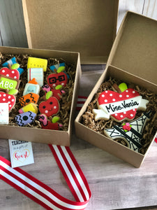 Gift box with 12 MINI cookies