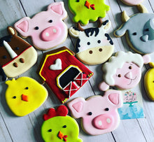 Load image into Gallery viewer, Animal Farm Cookies