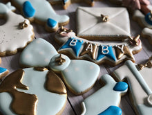 Load image into Gallery viewer, Travel Baby shower cookies