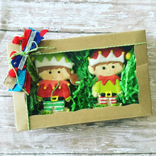 Load image into Gallery viewer, Christmas Elves Cookies