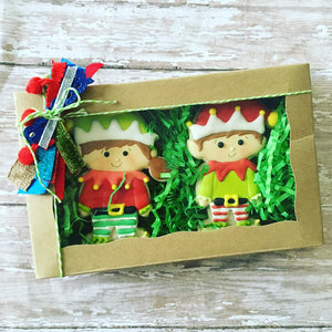 Christmas Elves Cookies