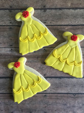 Load image into Gallery viewer, Princess Dress Cookies