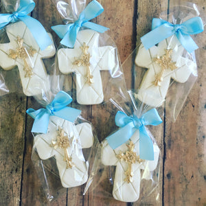 Communion cookies / Baptism cookies