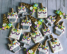 Load image into Gallery viewer, Unicorn Cookies