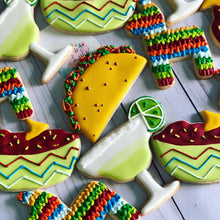 Load image into Gallery viewer, Mexican cookie theme