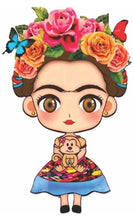 Load image into Gallery viewer, Frida Edible Sheet 8""