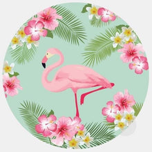 Load image into Gallery viewer, Flamingo Edible Sheet
