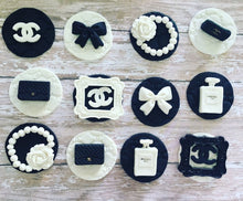 Load image into Gallery viewer, Logo Cupcake toppers