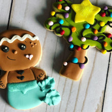 Load image into Gallery viewer, Tropical Christmas Cookies set