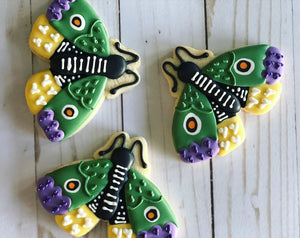 Butterflies Cookies