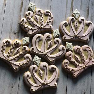 Princess Theme Cookies