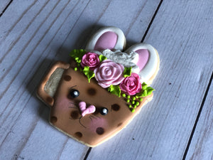 Easter cookie gift
