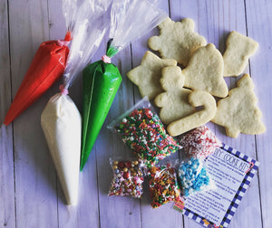 DIY Christmas Cookies