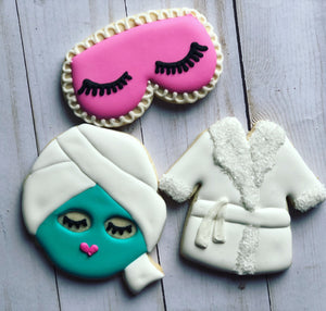 Spa theme Cookies