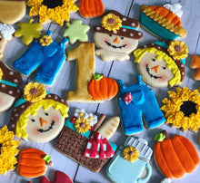Load image into Gallery viewer, Fall theme Cookies