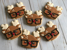 Load image into Gallery viewer, Reno Christmas Cookie