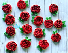 Load image into Gallery viewer, Flower Cookies
