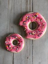 Load image into Gallery viewer, Donut theme  Cookies