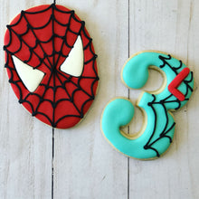 Load image into Gallery viewer, Superhero Cookies