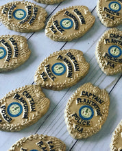 Load image into Gallery viewer, Police badges Cookies