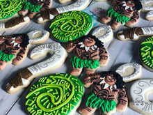 Load image into Gallery viewer, Moana cookies