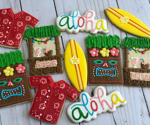 Summer theme Cookies