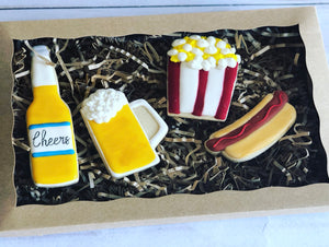 Cheers theme cookies gift