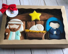 Load image into Gallery viewer, Nativity Christmas Cookies