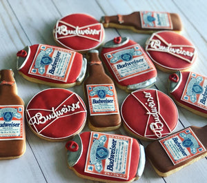 Beer theme  Cookies