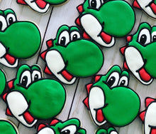 Load image into Gallery viewer, Luigi theme Cookies
