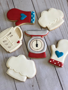 Cooking theme Cookies
