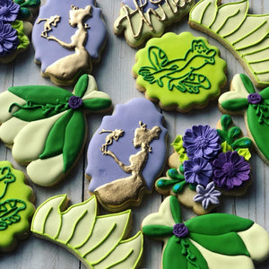 The princess and the frog Cookies