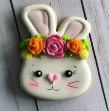 Load image into Gallery viewer, Easter cookie gift- silly rabbit