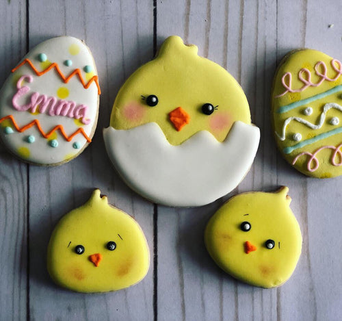 Easter cookie gift - 6 cookies